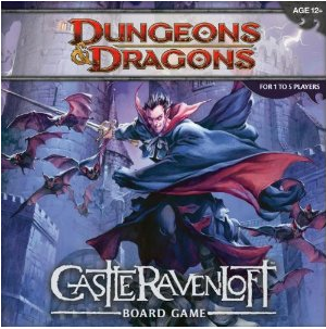 Castle Ravenloft: The Solo Adventures   Its Dangerous To Go